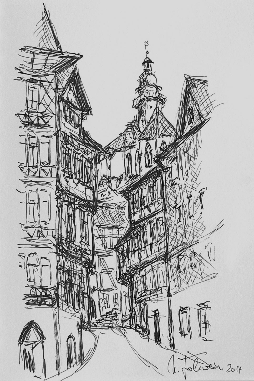 Marburg Nikolaistraße