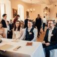 Hochzeitsfotografin Eltville, Trauzeugen
