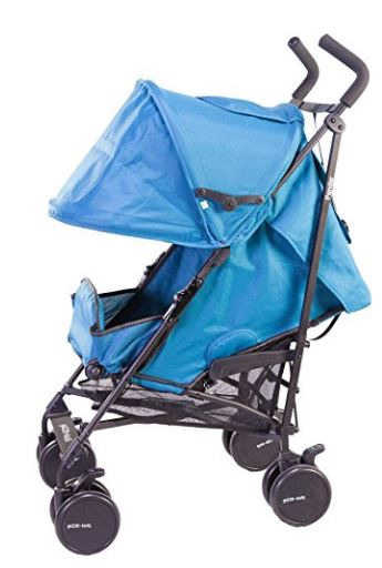 Guzzie and Guss Pender Travel Stroller Review