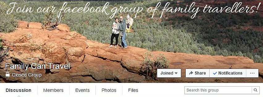 Facebook Group For Family Travel