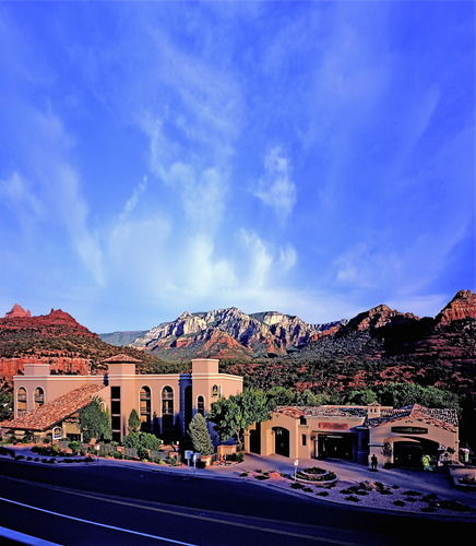 Baby Friendly Hotels in Sedona, Arizona: Best Western Plus Arroyo Roble Hotel & Creekside Villas