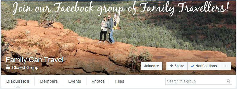 Family Travel Community