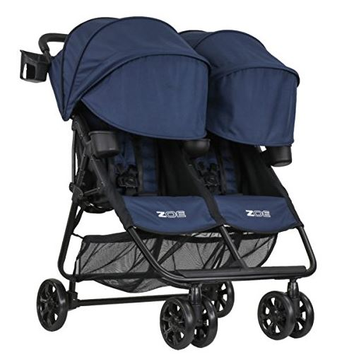 Zoe XL2 Travel Stroller Review