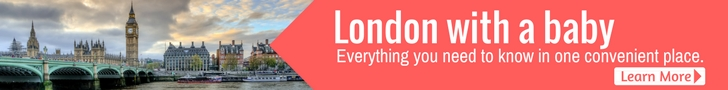 Baby Can Travel: London - A travel guide made for parents.
