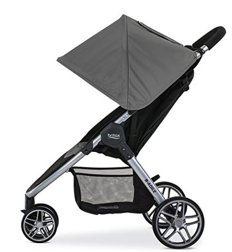 Britax B-Agile Travel Stroller Review