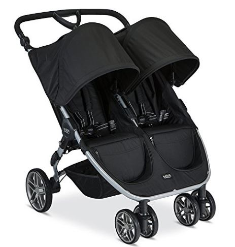 Britax B-Agile Double Travel Stroller Review