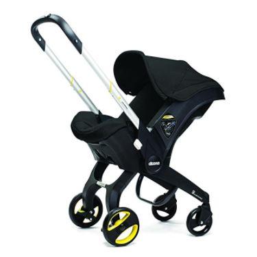 Doona Travel Stroller Review