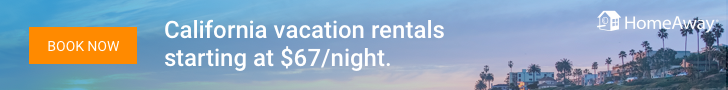 Homeaway California Rentals
