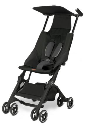 GB Pockit Travel Stroller Review