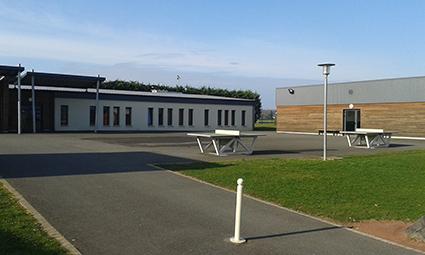 Internat de la MFR du Val de l'Indre à Noyant-de-Touraine