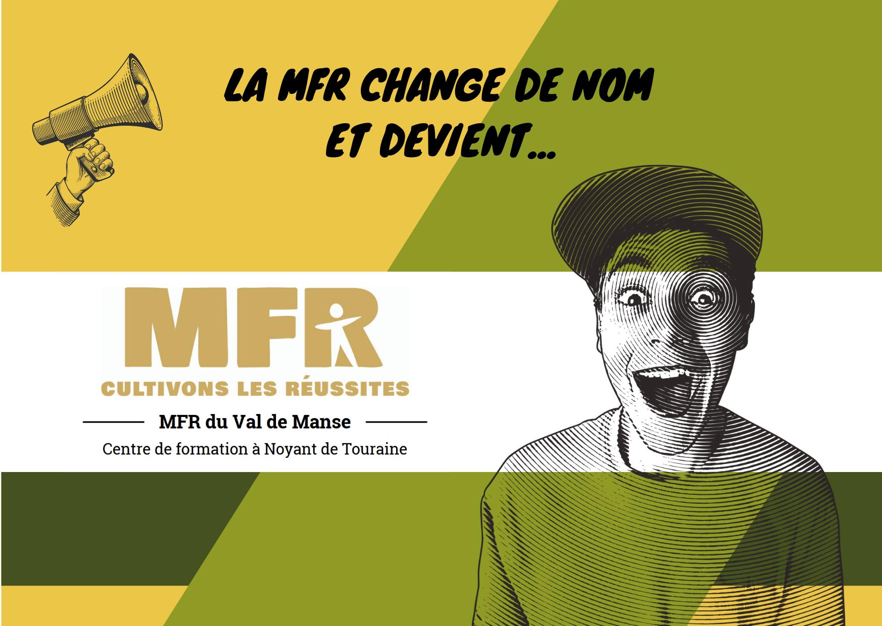 NOUVELLE IDENTITÉ _ MFR du Val de Manse