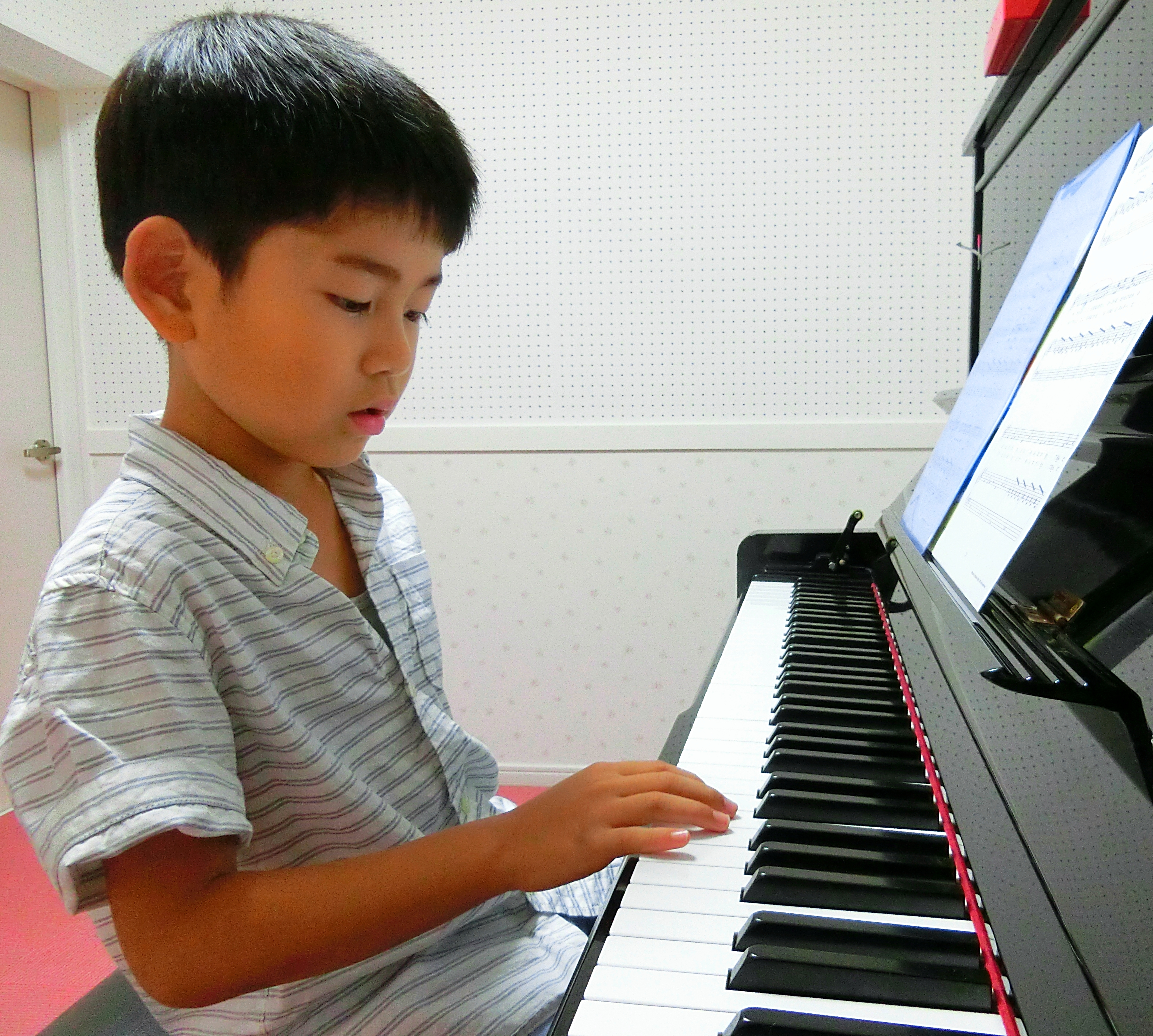 ピアノコースの画像