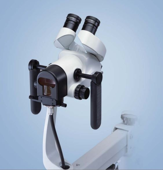 Maintenance Colposcope réalisé par Claude Gonon Microscopie