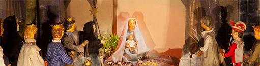 Milieukrippe Sankt Maria in Lyskirchen Köln Foto Micheel Rasche