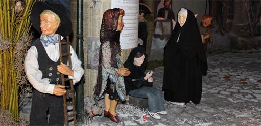 milieukrippe sankt maria in lyskirchen koeln