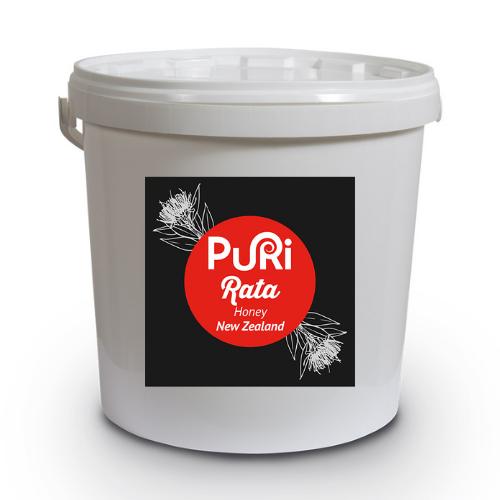 Miel de Rata, origine West Coast NZ
