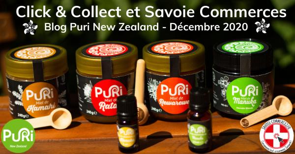 Click & Collect et Savoie Commerces