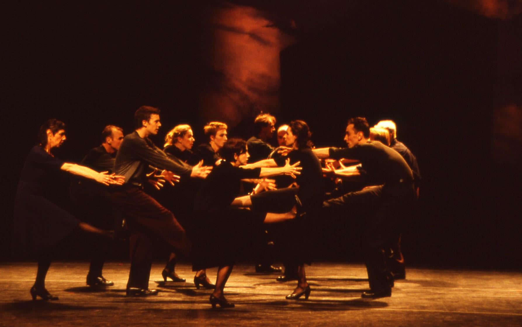 Danser Perreault.  © Denis McCready
