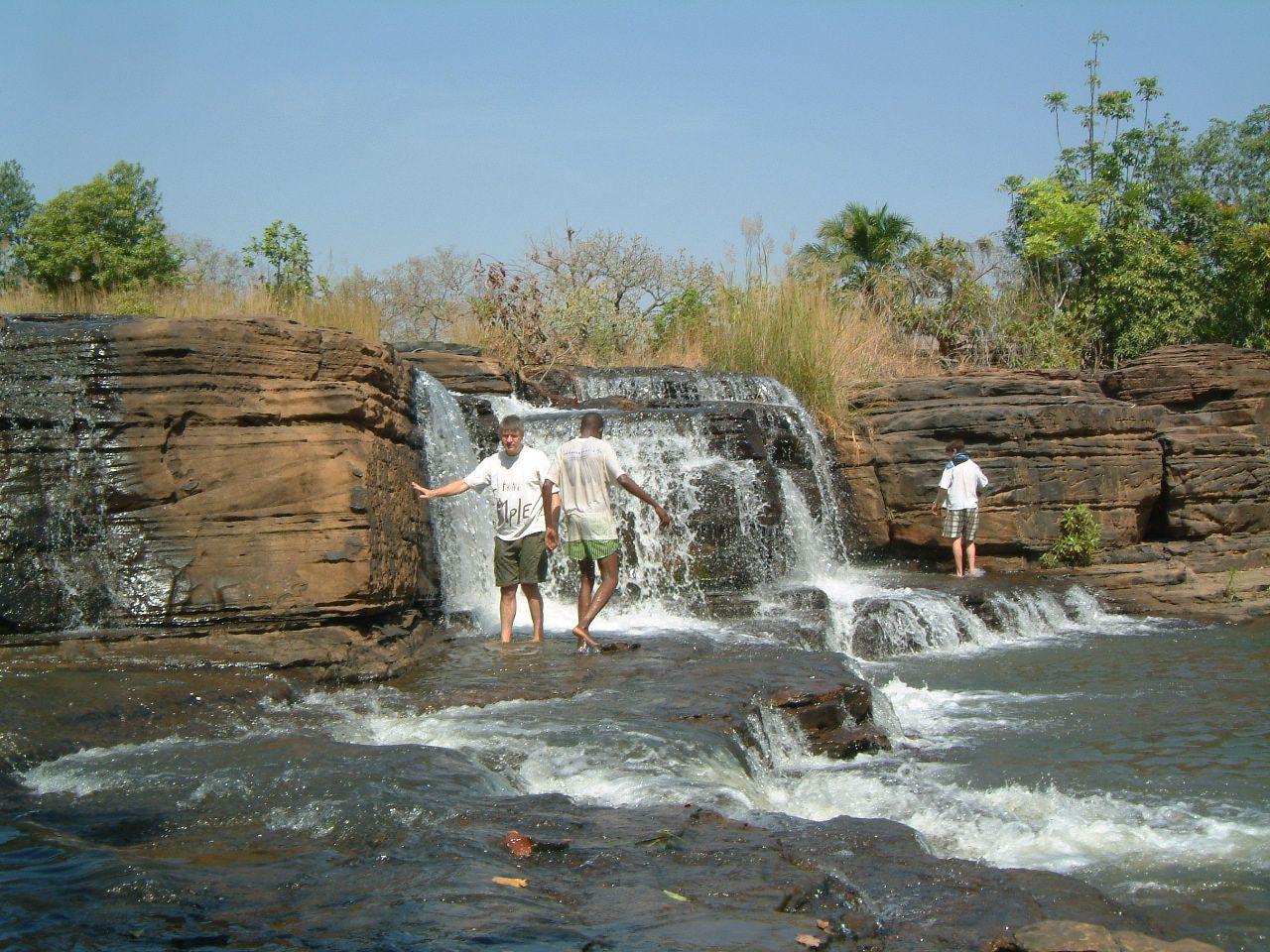 Les cascades de Banfora
