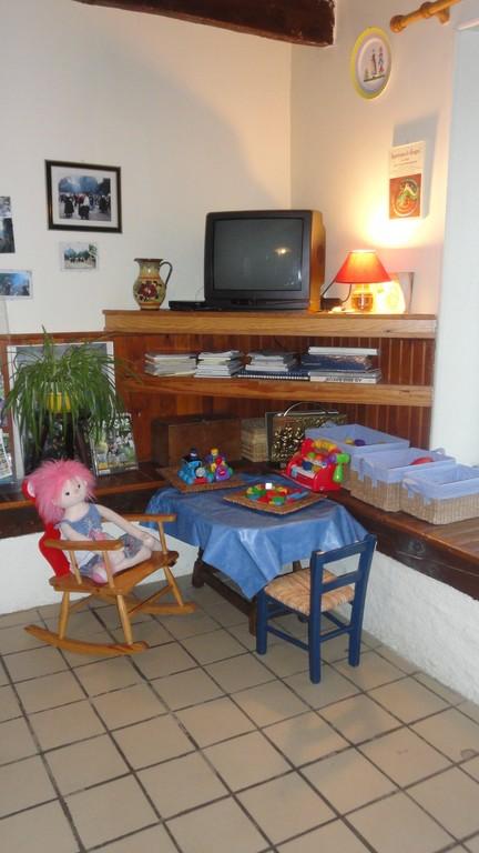 Des jeux pour accueillir vos enfants au gîte Hunvre Dihun
