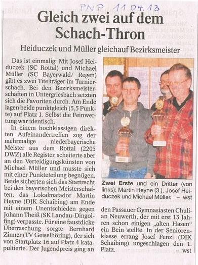 NB EM 04.04.-07.04.13 in Untergriesbach