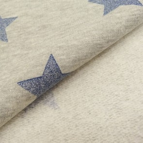 Beige étoiles jeans