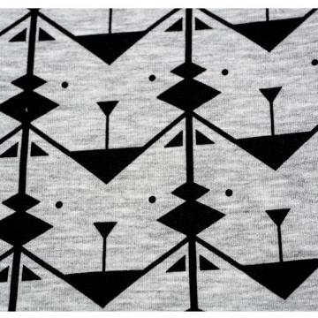 Chats géométriques