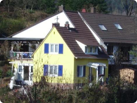 Ferienwohnung im Pfälzerwald, Sonja Anton Rinnthal, Pfalz, Südliche Weinstraße, Haus Zum Rosengärtchen