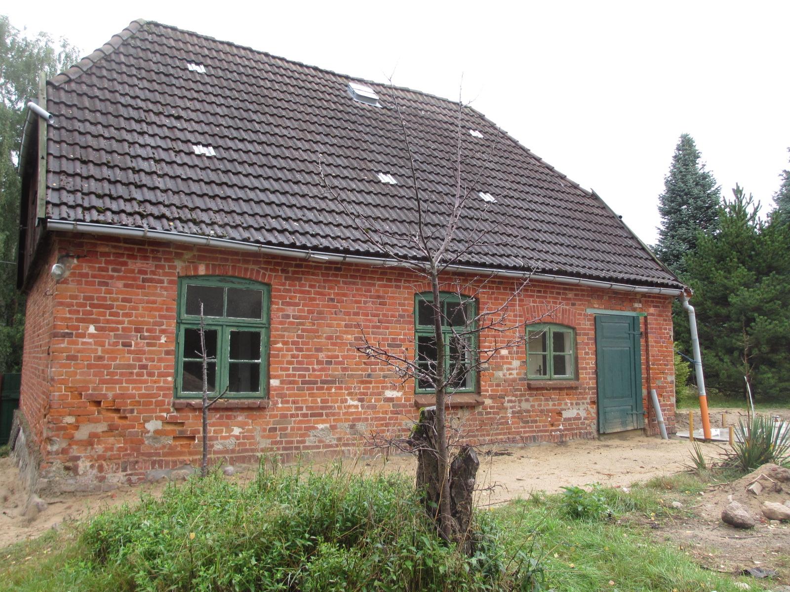 Gebäude vor der Sanierung im Jahr 2013