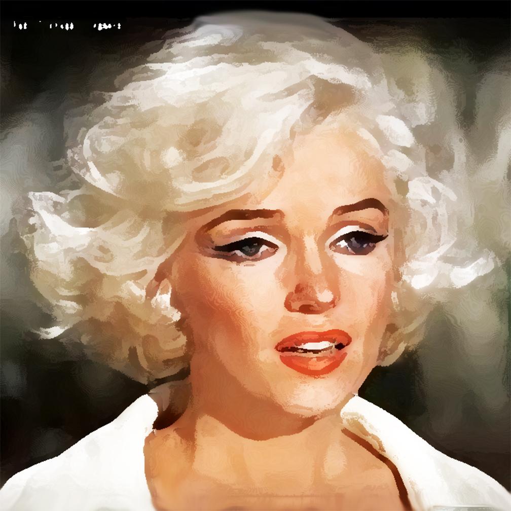 Tecnica - Marilyn Monroe
