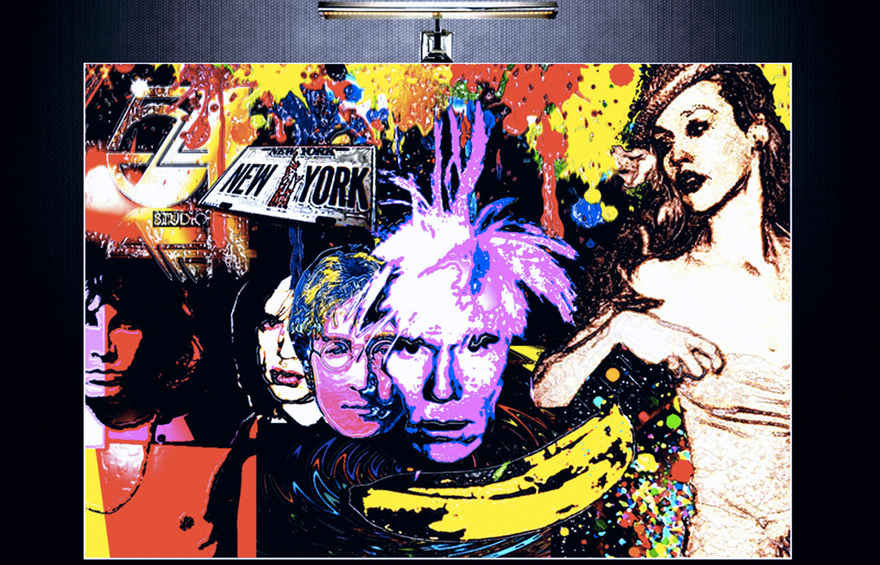 STUDIO 54 N.Y. - POP AND ROCK