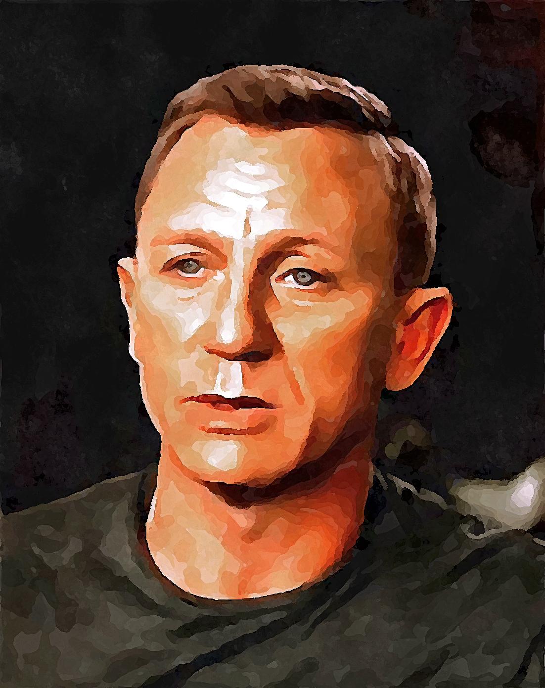 Tecnica - Daniel Craig