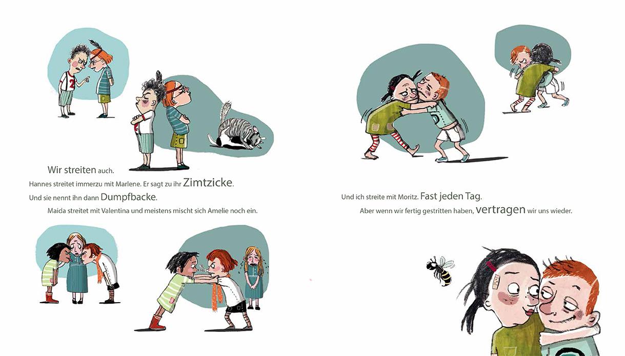 Was Meine Eltern Von Mir Lernen Können Maja Bohn Illustration