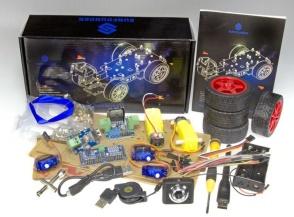 Boite pour robot en kit