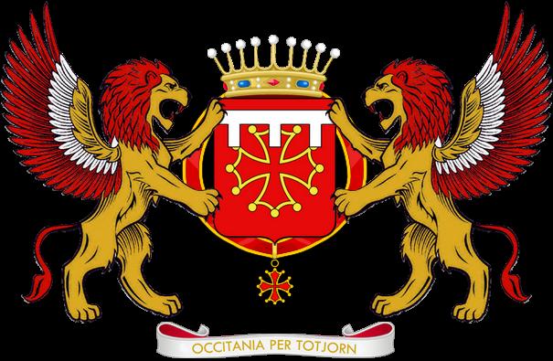 Arcadhias de Vaudalm - 48ème Comte du Languedoc
