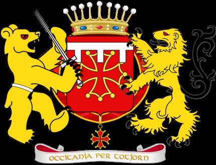 Debba de Blauzac - 47ème Comte du Languedoc