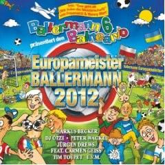 3mal1 - 22 starke Beine - auf dem Europameister Ballermann 2012 Sampler (DA Music))