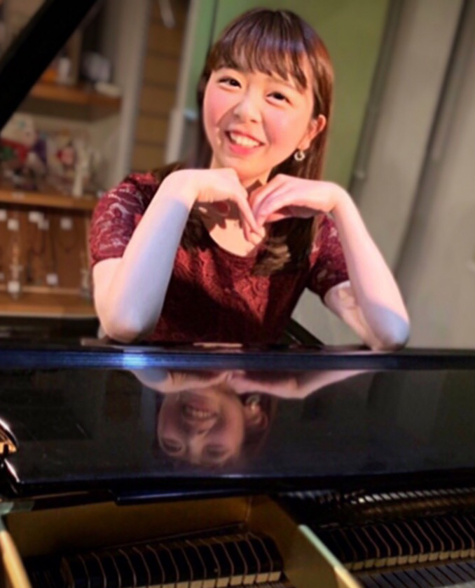 音楽教室ワンダートーン/講師 湯浅真帆