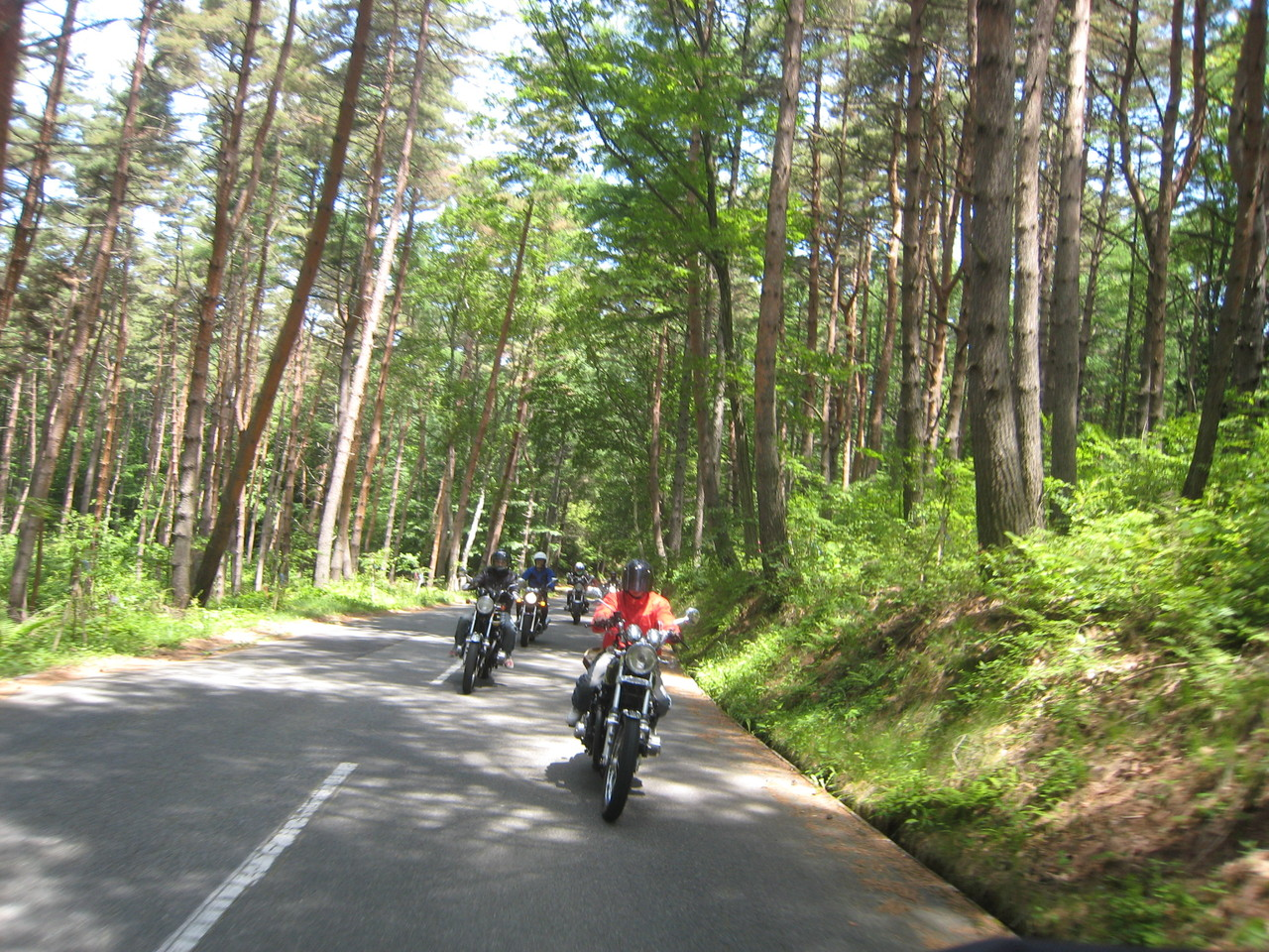 美ヶ原林道