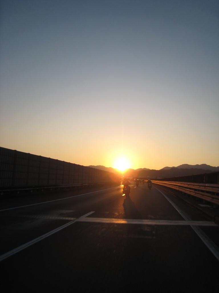 富士IC~東名高速