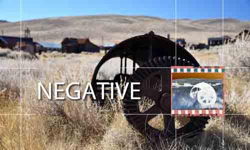 Digitalisierung von Negativen für nur 0,39€ je Farbnegativ in Streifen