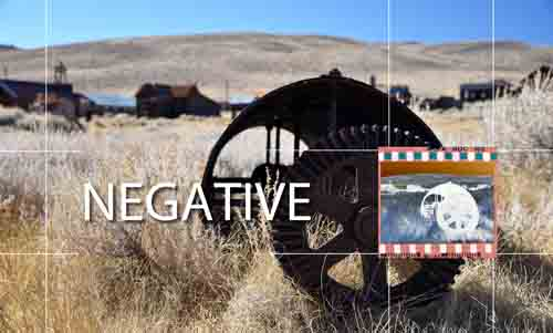 Negative digitalisieren lassen