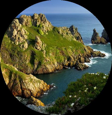 Paysages île de Jersey