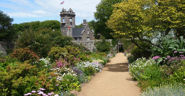 La Seigneurie et les jardins