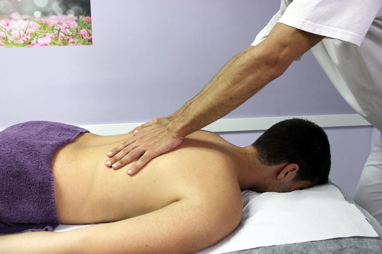 Originale Faszienmassage