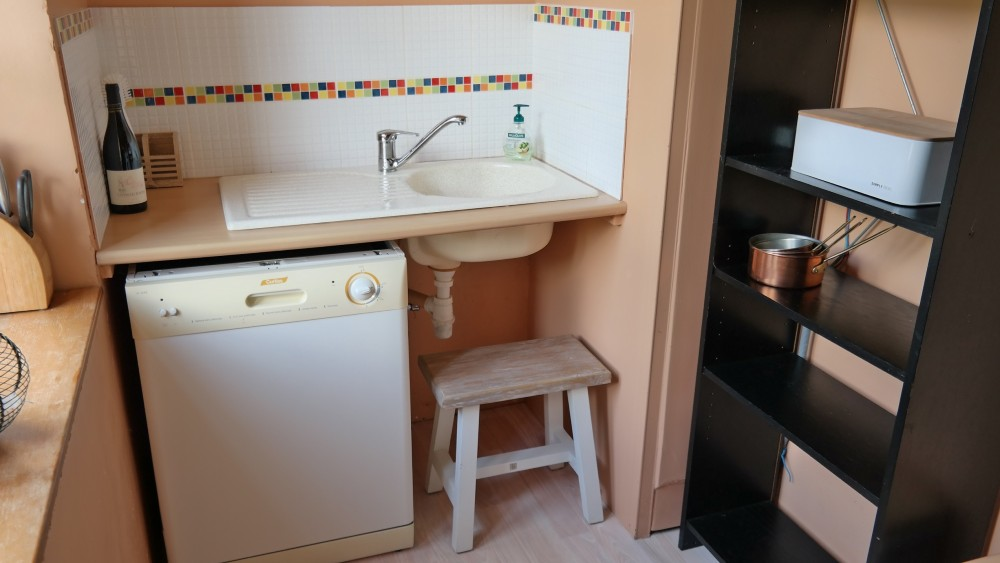 Kitchenette with all amenities