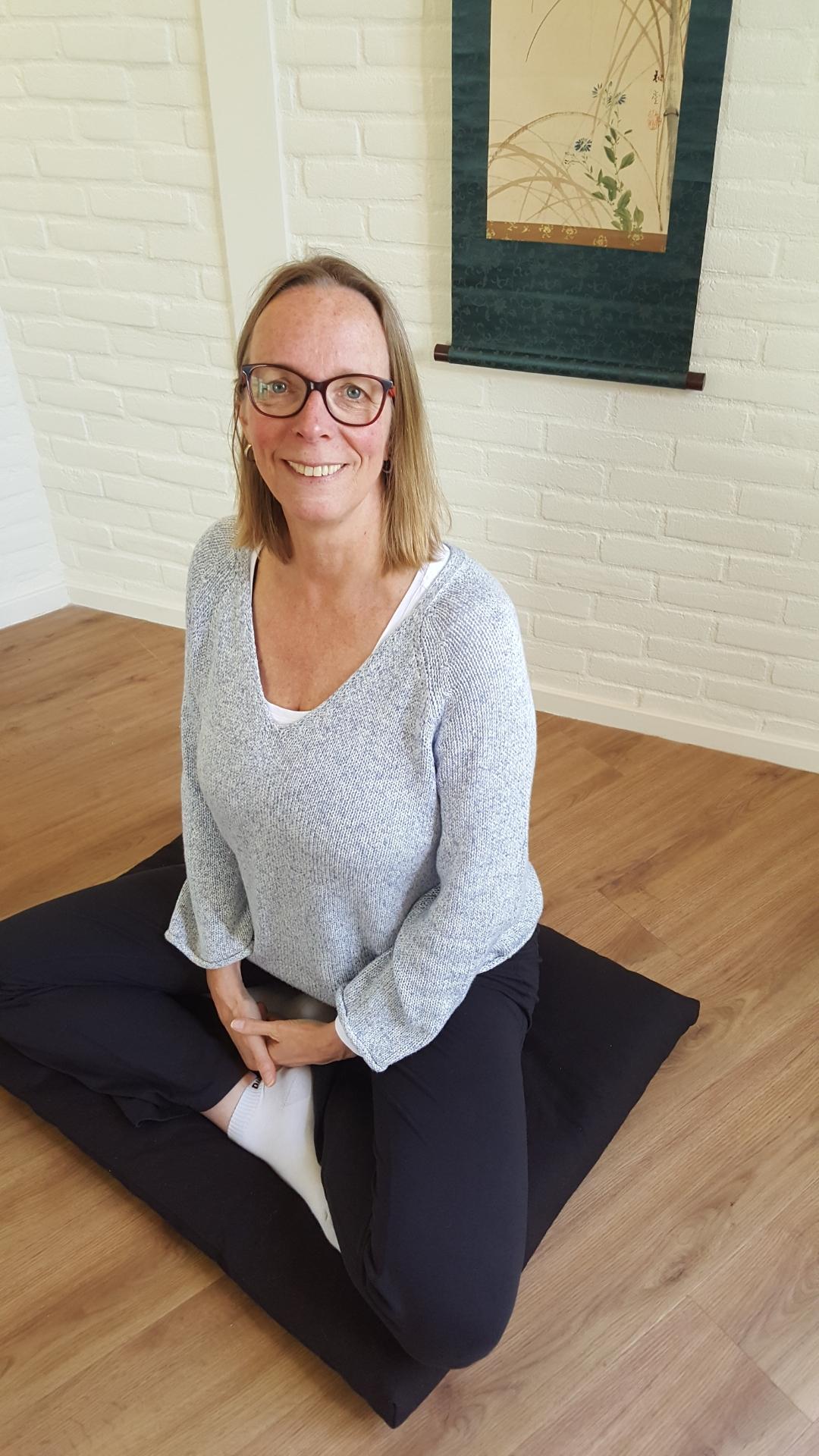 Zen Centrum Eemland, meditatieleraar, Sandra Sijbrandij, meditatieruimte, zendo, zen, meditatie