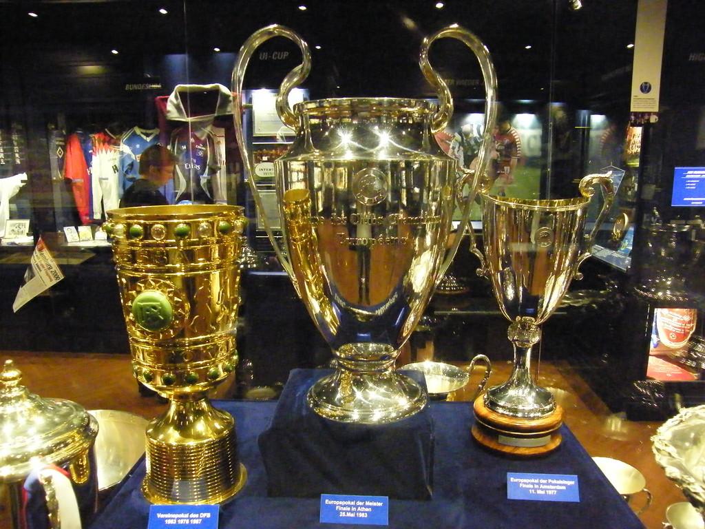 lang ist`s her: große Meisterschaften für den HSV