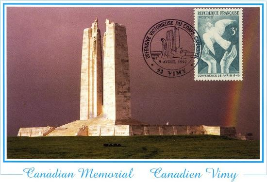 Monument Canadien de VIMY