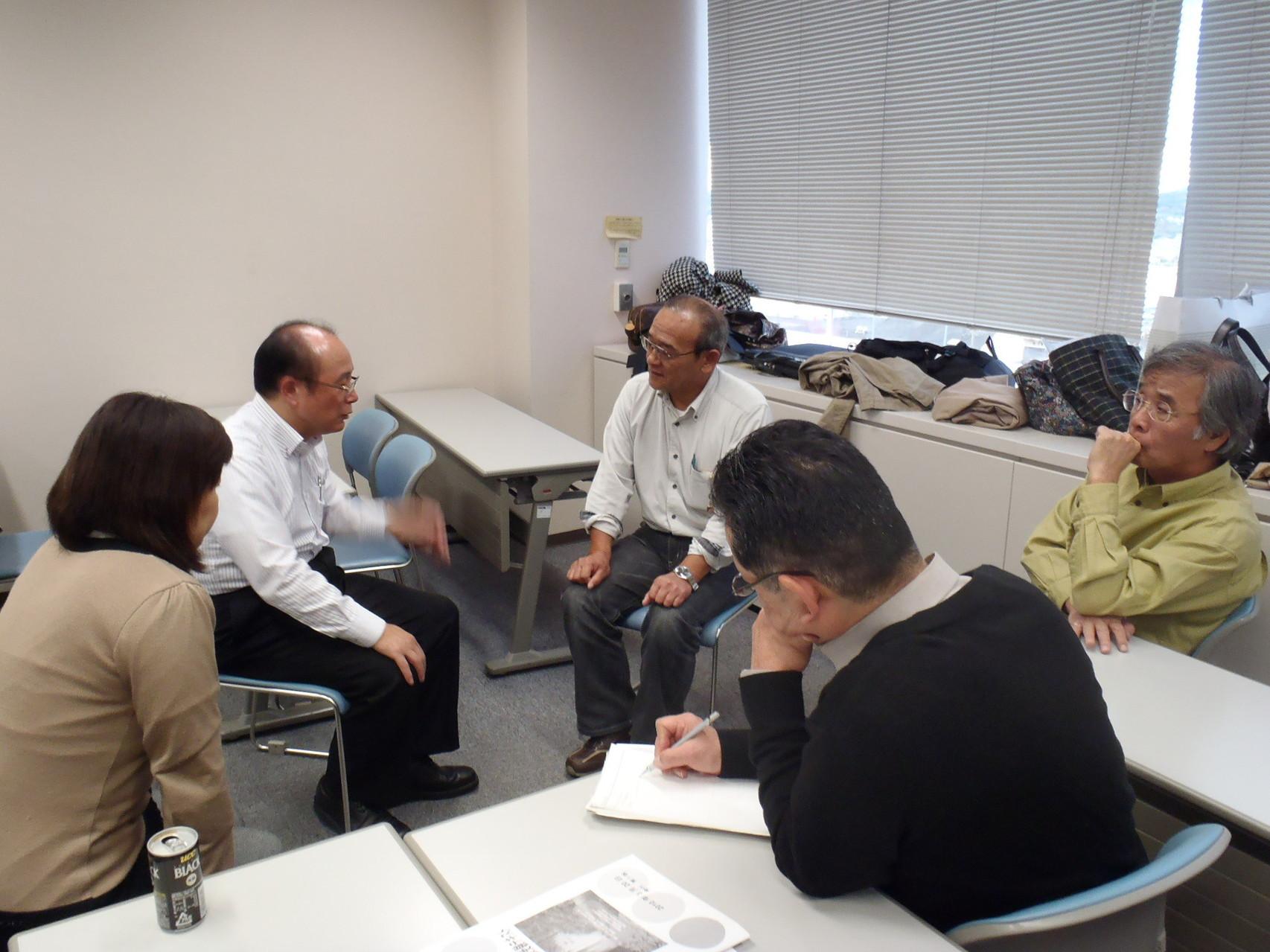 CDA二次試験勉強会「宍戸塾」面談練習